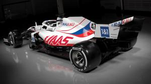 Photo of Haas VF-21