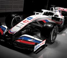 Picture of Haas VF-21
