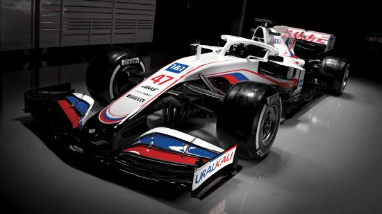 Image of Haas VF-21