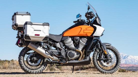 Image of Harley-Davidson Pan America 1250 Special