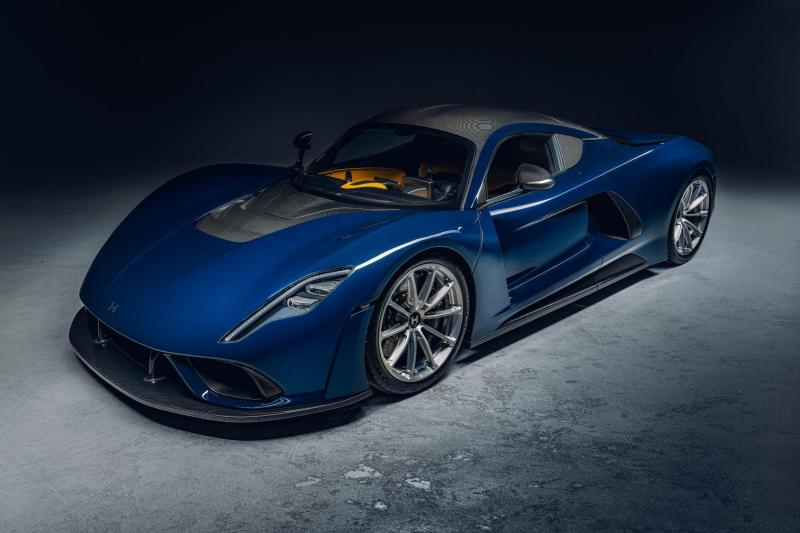 Cover for Hennessey Venom F5 2020 revealed