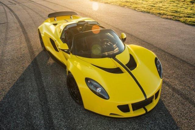 Image of Hennessey Venom GT '16