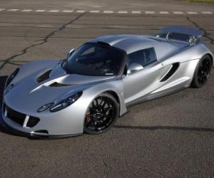 Picture of Hennessey Venom GT