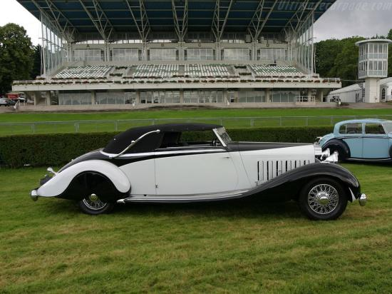 Image of Hispano Suiza K6