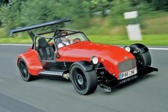 Image of HKT Seven RS Clubsport
