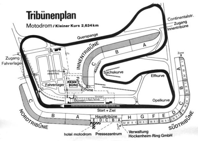 Image of Hockenheim Short
