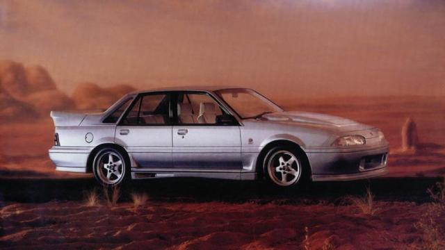 Image of Holden Commodore SS Group A SV