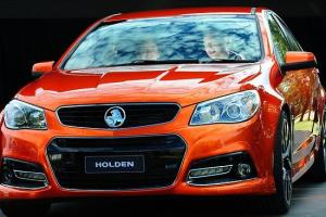 Picture of Holden Commodore SS-V