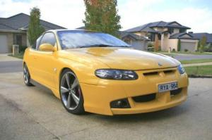 Photo of Holden GTS-R