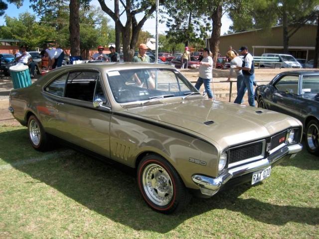 Image of Holden Monaro GTS