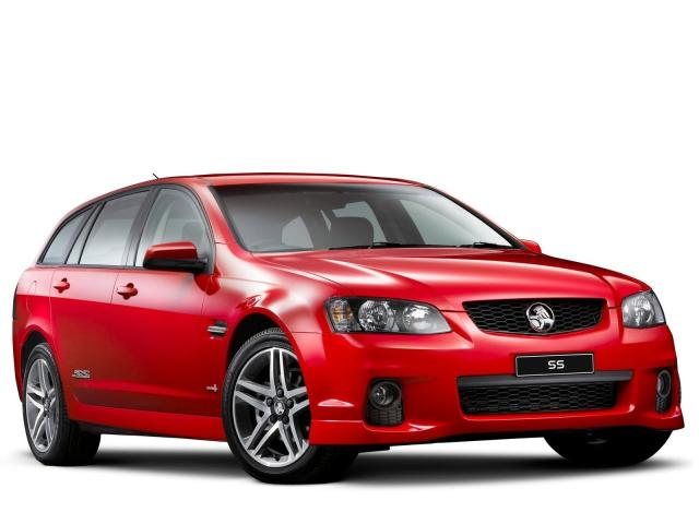 Image of Holden VE Commodore SS SportWagon