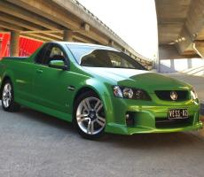 Picture of VE Commodore SS Ute