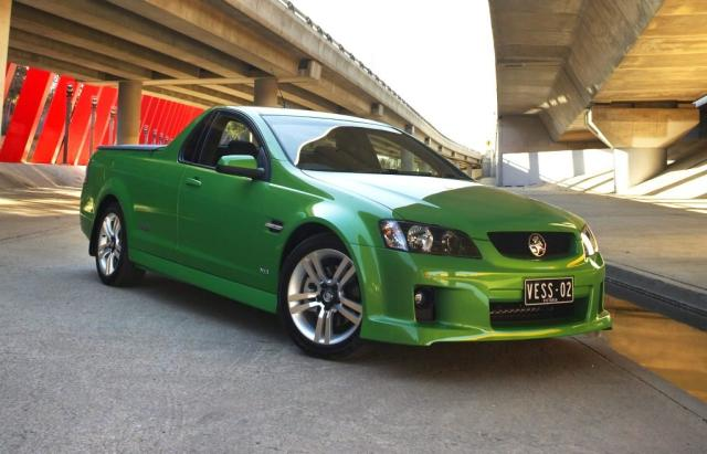 Image of Holden VE Commodore SS Ute