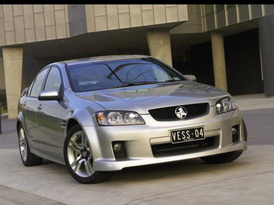 Image of Holden VE Commodore SS