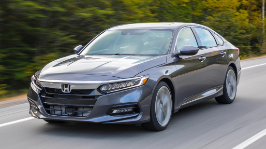 Image of Honda Accord 1.5T