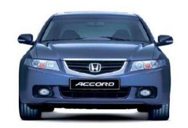 Image of Honda Accord 2.4 Type-S