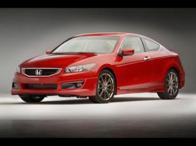 Image of Honda Accord Coupe V6