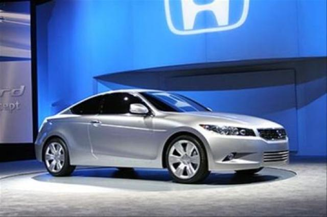 2003 honda accord coupe v6 top speed
