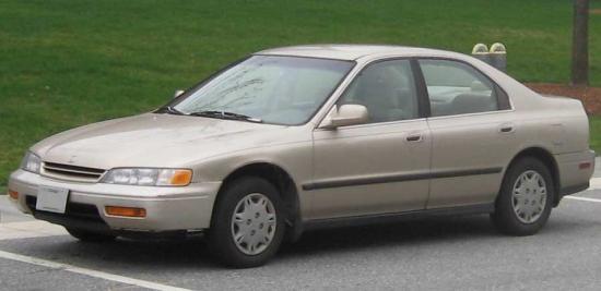 Image of Honda Accord LX Sedan