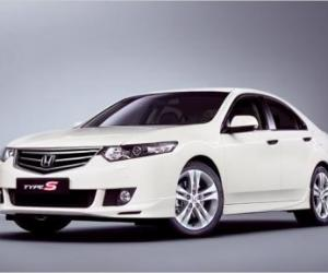 Picture of Honda Accord Type S