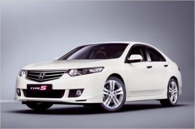 Image of Honda Accord Type S