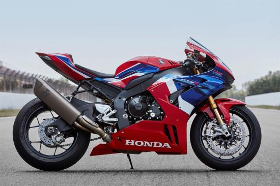 Image of Honda CBR 1000 RR-R Fireblade
