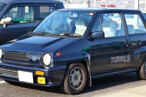 Picture of Honda City Turbo II