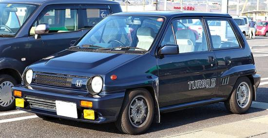 Image of Honda City Turbo II