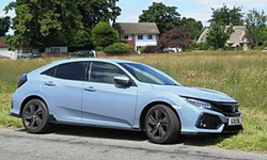 Image of Honda Civic 1.0 VTEC Turbo