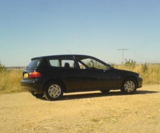Image of Honda Civic 1.5 ISI