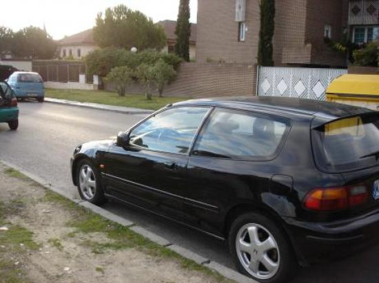 Image of Honda Civic 1.6 VTi  VTEC