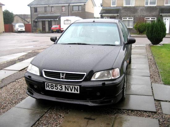 Image of Honda Civic 1.8 VTI