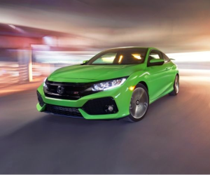 Honda Civic Si Coupe Fc