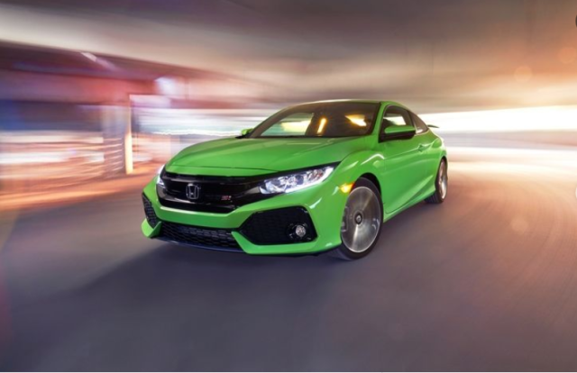 Image of Honda Civic Si Coupe