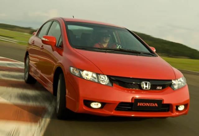 Image of Honda Civic Si Sedan