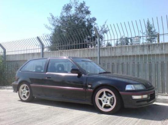 Image of Honda Civic SiR