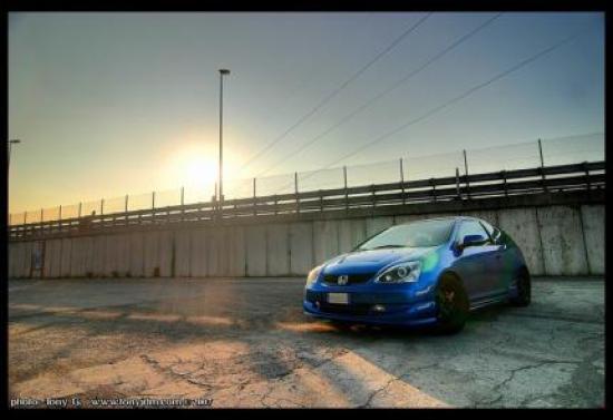 Image of Honda Civic sport ep2