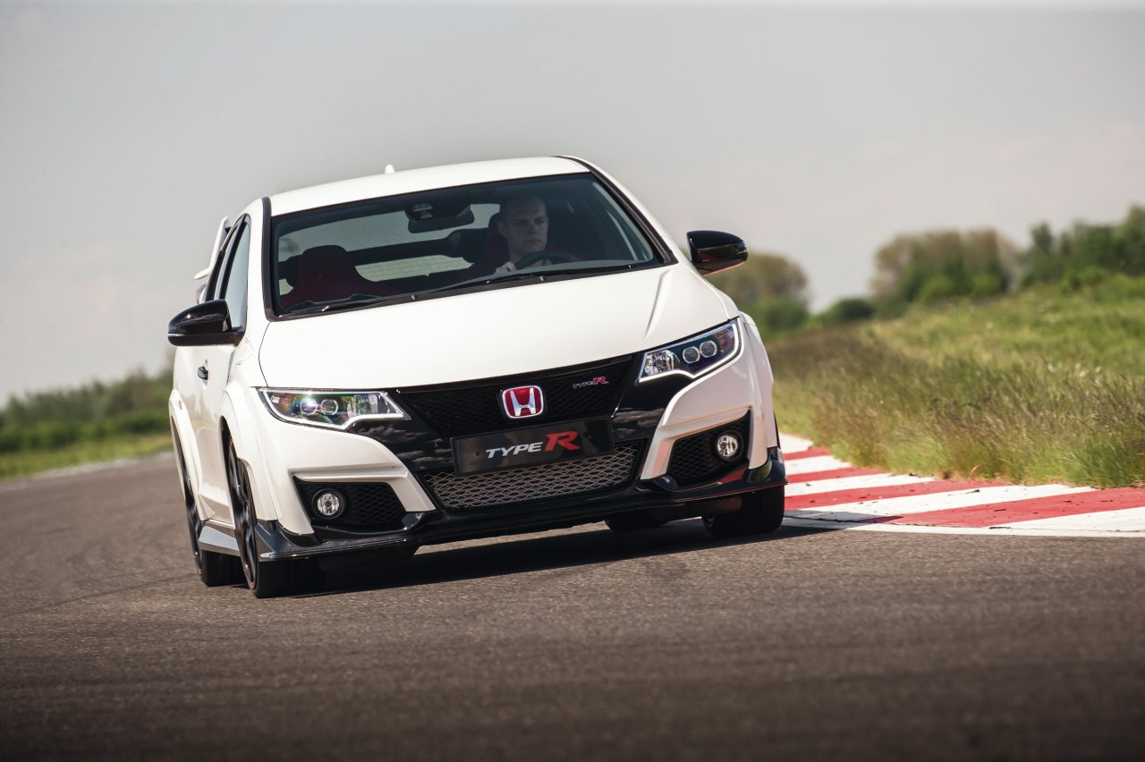 Honda Civic Type R Fk2 Laptimes Specs Performance Data