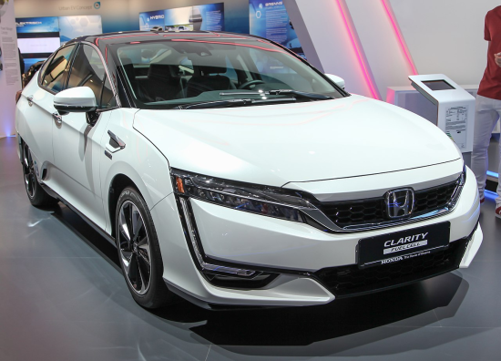 Image of Honda Clarity