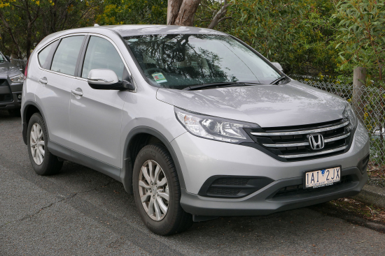 Image of Honda CR-V 1.6 i-DTEC