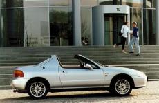 Honda CRX Del-Sol VTI
