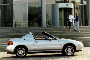 Picture of Honda CRX Del-Sol VTI