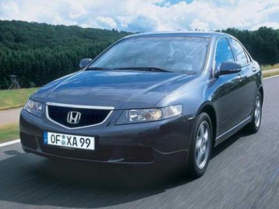 Image of Honda Euro Accord 2.2i-CTDi