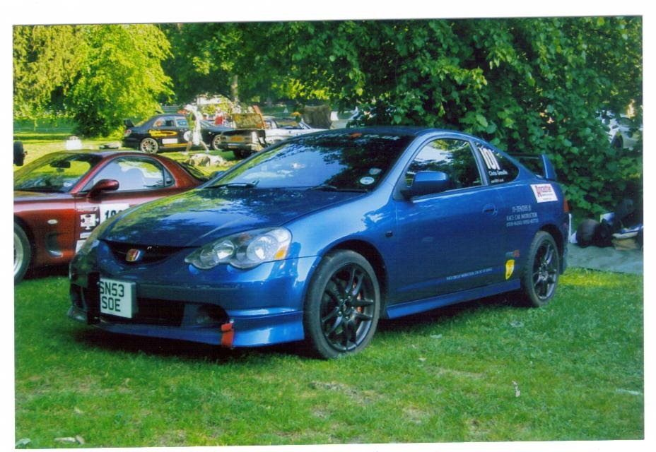 Honda Integra Type R Dc5 Facelift Laptimes Specs Performance Data