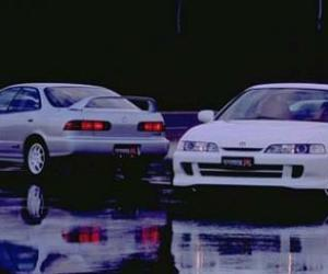 Picture of Honda Integra Type-R