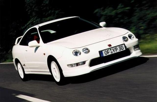 Honda Integra Type R Dc2 Laptimes Specs Performance Data