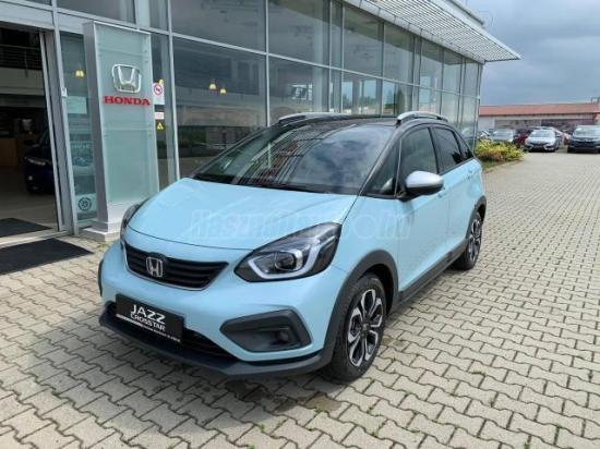 Image of Honda Jazz e:HEV Crosstar
