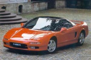 Picture of Honda NSX-R