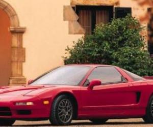 Picture of Honda NSX Type-S Zero