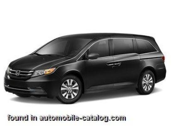Image of Honda Odyssey EX